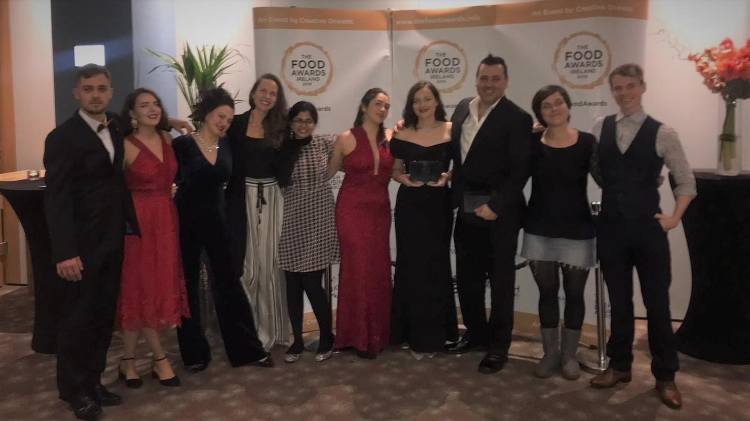 Food Awards 2019 Veginity Team 2